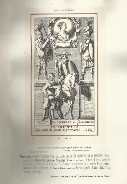 Especiales iconograf a de don quijote reproducci n - Laminas antonio lopez ...